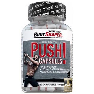 Push Capsules 120kapslí