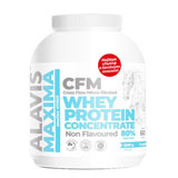 Maxima Whey Protein Concentrate 80%  2,2 kg - natural
