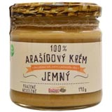 100% Arašídový krém 190 g - jemný