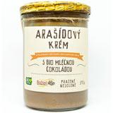 Arašídový krém s BIO mléčnou čokoládou 390 g