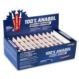 100% Anabol 30 x 25ml.