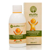 Liposomal Vitamin C 500mg 250 ml