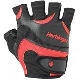 Fitness rukavice 138 Flexfit bez omotávky - červené