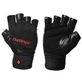Fitness rukavice 1140 PRO s omotávkou