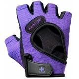 Fitness rukavice 139 dámské, bez omotávky - fialové