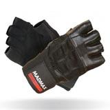 Fitness rukavice Professional Exclusive 269 s omotávkou - černé