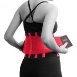 Slimming Belt 277 - červený