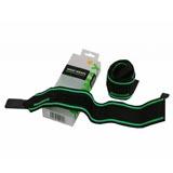 Elastická bandáž zápěstí 298 - černá-zelená
