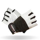Fitness rukavice Clasic 248 - bílé