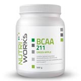 BCAA 2:1:1 500 g + Vitamin C 200g ZDARMA