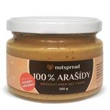 100% Arašídové máslo crunchy 250g