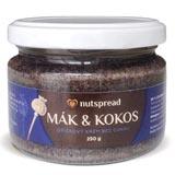 100% Kokosovo-makové máslo 250g