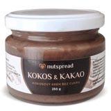 100% Kokosové máslo s kakaem 250g