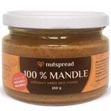 100% Mandlové máslo crunchy 250g