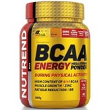 BCAA Energy Mega Strong Powder 500g
