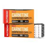 Carnitine Compressed Caps 120kapslí
