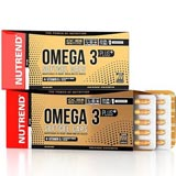 Omega 3 Plus Softgel Caps 120kapslí