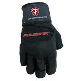 Fitness rukavice Hector s omotávkou