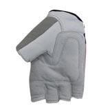 Rukavice Lady Fitness dámské - šedé velikost M