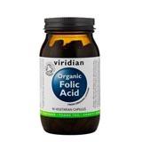 Organic Folic Acid 90kapslí
