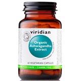 Organic Ashwagandha Extract 60 kapslí