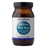 Essential Male Multi with CoQ10 a Zinc 90 kapslí