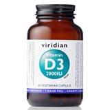 Vitamin D3 2000IU 60 kapslí