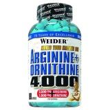 Arginine + Ornithine 4000 180 kapslí