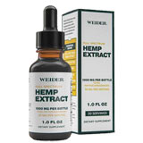 Hemp Extract Full Spectrum CBD 30 ml
