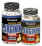 L-Arginine 100 kapslí