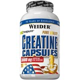 Pure Creatine Capsules 200 kapslí