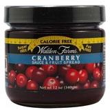 Cranberry Sauce Fruit Spread 340g - Walden Farms