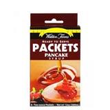 Pancake syrup 6x 60ml - Walden Farms
