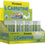 L-Carnitine 1800mg 20x 25ml.