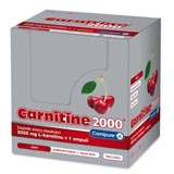 Carnitine 2000mg 20x 25ml
